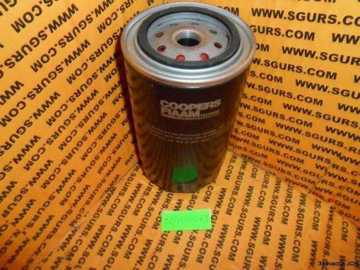 02/100073 Фильтр масла на JCB 3CX, 4CX