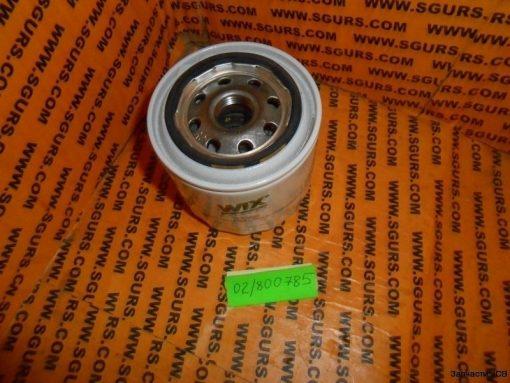 02/800785 топливный фильтр JCB