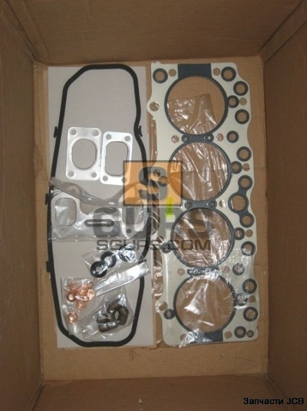 02/800989 Набор верхних прокладок Kit-gasket top overhaul