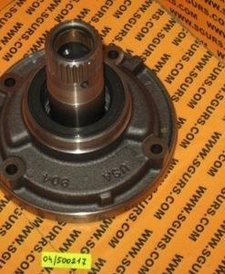 04/500217 насос трансмиссии КПП гидравлический, Pump на JCB 3CX, 4CX