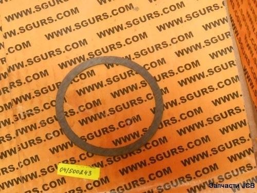 04/500243 Подкладка, упорная щайба грубая, Washer thrust