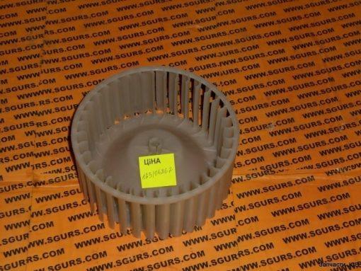 123/04867 Крыльчатка колесо вентилятора печки, Wheel blower, HEATER Fan Wheel