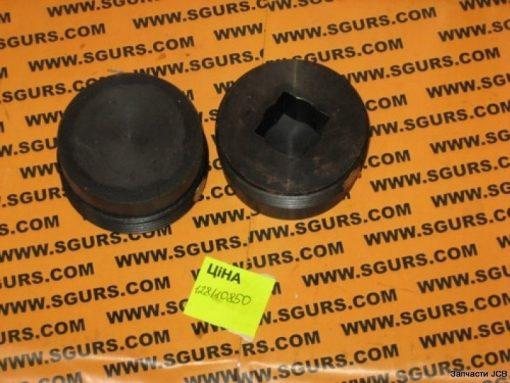 128/10850 регулировочная гайка аутригера (опоры) пластиковая, Pad, assembly wear, stabiliser leg