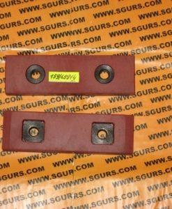 159/69914 накладка на стрелу, Pad, wear assy, 45 x 150 x 19mm