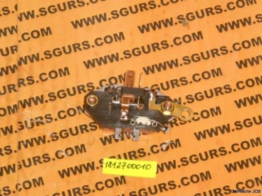 1812700010 реле регулятор генератора, Regulator assembly