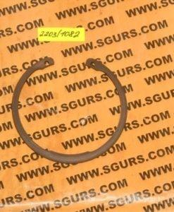 2203/1082 Стопорное кольцо переднего моста, Circlip