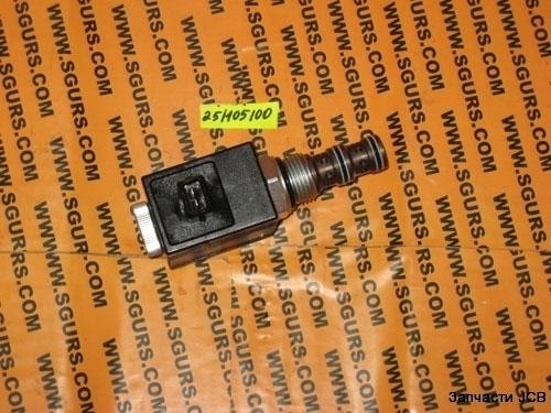 25/105100, 25/101000, 25/974100 Клапан соленоид КПП на передний привод, Valve solenoid c/w AMP connectors