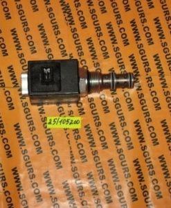 25/105200 Клапан соленоид КПП на передний привод, Valve solenoid