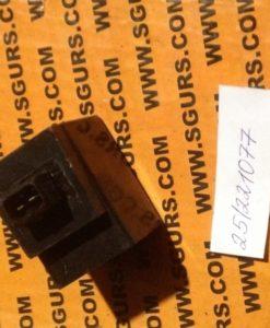 25/221077 Катушка клапана секции (телескоп лапы), распределителя для телескопического погрузчика и экскаватора погрузчика, Coil 12Volt