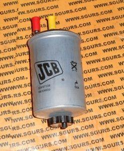 320/07138, 320/07309 фильтр топливный JCB