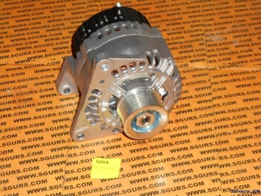 320/08560, 320/08649, 320/08648, 320/08719, 320/08610 Генератор двигателя (12V-95AMP), SURCHARGE, ALTERNATOR 12V 95A 1.4V