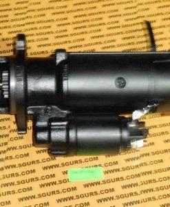 320/09346 стартер в сборе, Motor electrical STARTER MOTOR jcb 3cx / 4cx 12v