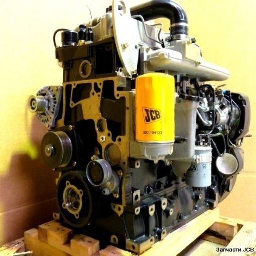 320/40064 Мотор в сборе JCB Dieselmax Turbo Engine 9802/2940