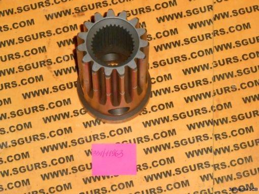 331/11963 Шестерня тормозных фрикционов, Carrier, Brake Plate