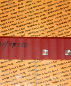 331/17560 накладка телескопической стрелы, Pad Wear LH 320 x 85 x 14