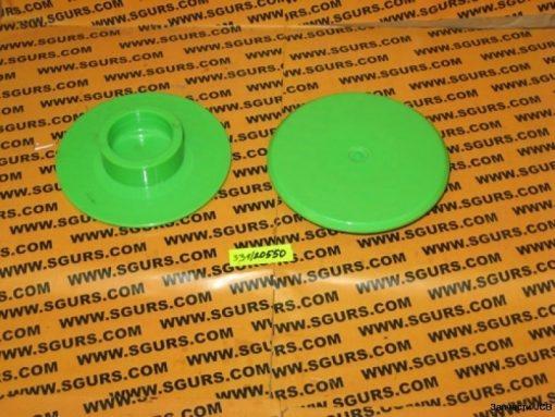 331/20550 направляющая задних опор верхняя, Pad, wear,upper, 5mm thick