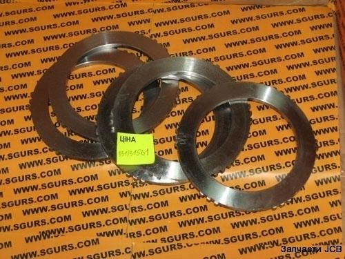 331/31561, 445/12315 прокладка дисковая КПП 6мм, Pressure plate clutch - 6mm