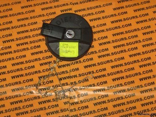 332/F4780 крышка топливного бака, Cap, vented, diesel, lockable, (excludes key)