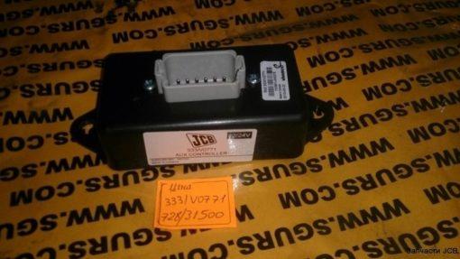 333/V0771, 728/31500 Блок управления AUX ECU 4, Controller PC4 AUX ECU