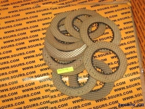 445/05106 Диск фрикционный КПП, Plate friction