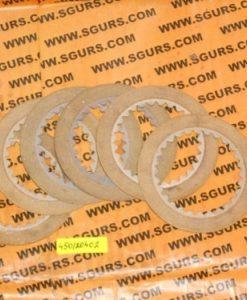 450/20402 Диск фрикционный дифференциала на JCB 3CX, 4CX, Plate friction
