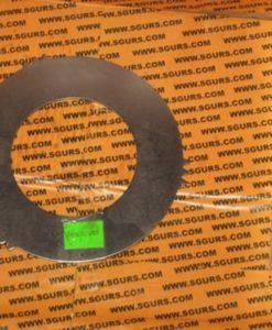 458/20289 Зубчатый фрикцион тормоза, BRAKE FRICTION PLATE (10 PCS PQ)