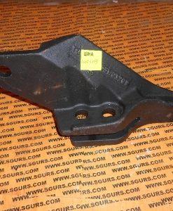 531/03209 Зуб ковша левый JCB 3CX 4CX , Sidecutter double flange left hand