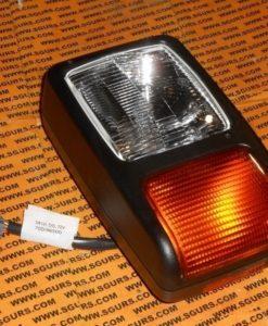 700/36000 фара передняя левая, Light head/indicator 12v R.H.dip R.H.fit