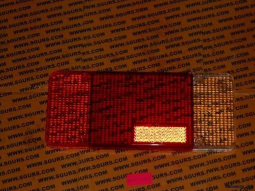 700/37201 стекло, плафон заднего фонаря в сборе, REAR LIGHT LENS