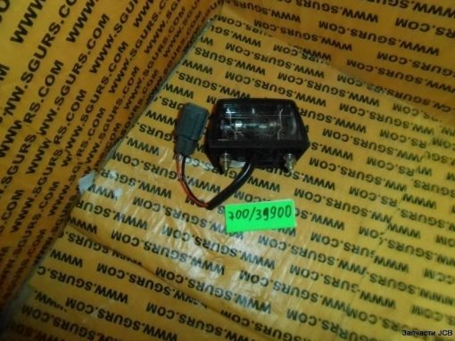 700/39900 Подсветка номерного знака, Number Plate Light