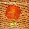 700/50073 Стеклянный плафон поворота янтарный, Lens rear - amber direction indicator