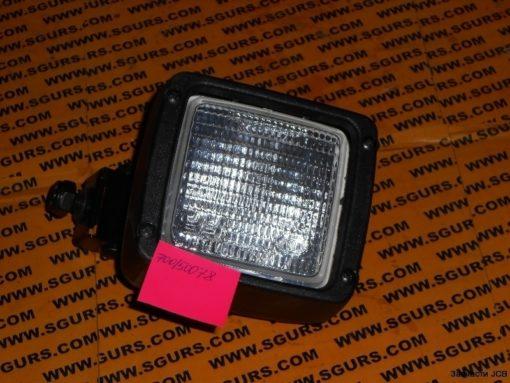 700/50078 фонарь, фара рабочего света, WORKING LIGHT LH 12V