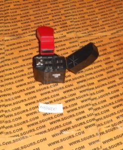 717/14600 Блок, коробка предохранителей 80А, 5 разъёмов, Box, fuse link 5 way, without fuses