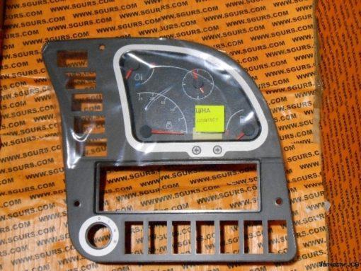 728/H8851 панель приборов, Dash Instrument Panel Complete, Instrument Panel, (W) (P) INSTRUMENT CLUSTER STD (Black)