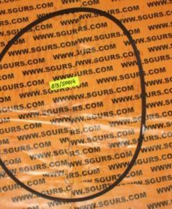 813/50014 Уплотнительное кольцо, сальник тормозного поршня (телескоп), SEAL