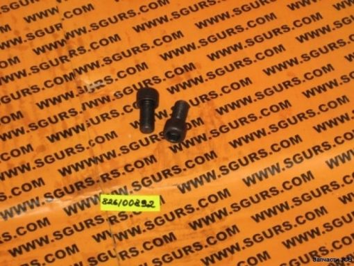 826/00892 болт крепления скобы кардана