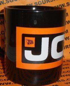 Фирменная брендированная кружка JCB