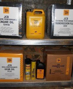 оригинальные моторные, трансмиссионыые, КПП масла, гидравлические жидкости, автохимия JCB