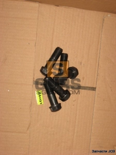 JSA0037 болт башмака гусеницы